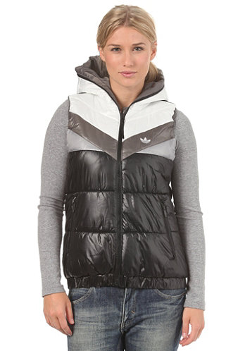 Womens Colorado Vest Jacket black/running white