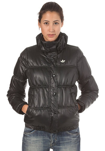 Womens Padded Jacket black