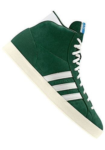 Basket Profi dark green/white/emerald