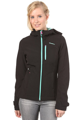 Womens Angelwing Hyperfleece black/out