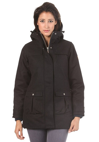 Womens Leva Jacket night