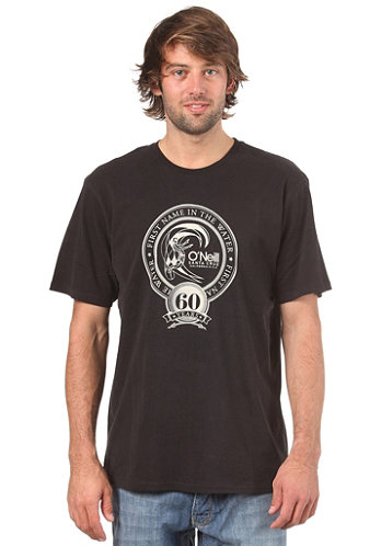 60 Years S SLV Tee black out
