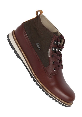 Delevan 4 SRM burg brown/dark brown