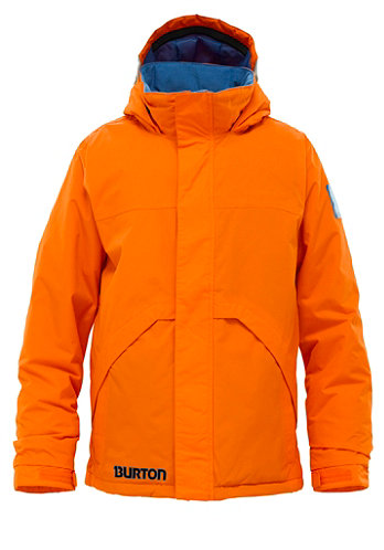 KIDS/ Boys Amped Jacket orange men