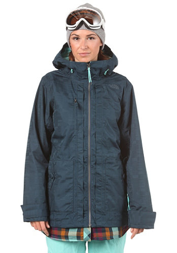 Womens Felton Triclimate Jacket kodiak blue