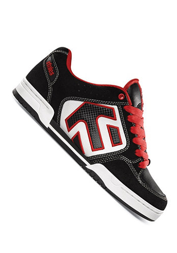 Chad Reed Charter Low Top black/red/white