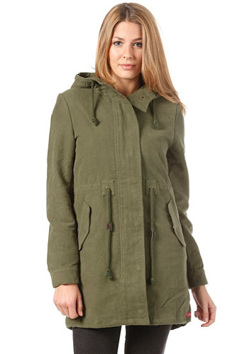 Womens Colorado Jacket olive