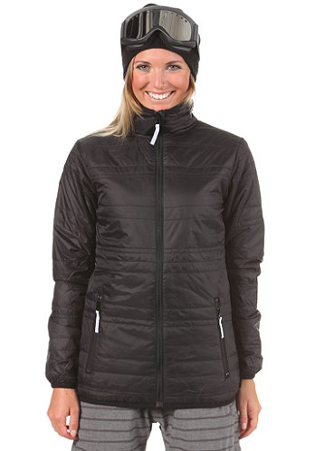 Womens Dea Thermal Jacket 2012 black