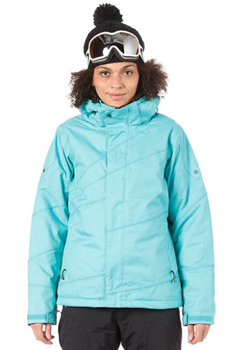 Womens Radiant Jacket aquamarine-b