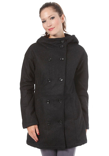 Womens Cunning Jacket black heather