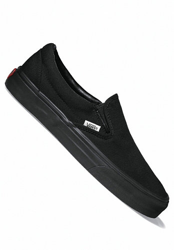 Classic Slip-On black/black