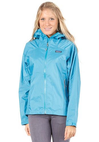 Womens Rain Shadow Jacket curacao