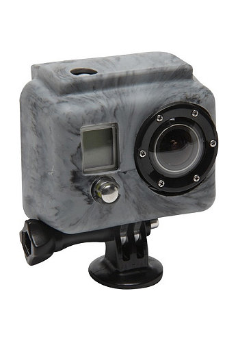 Silicon Cover GoPro grey camou