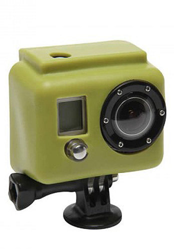 Silicon Cover GoPro green