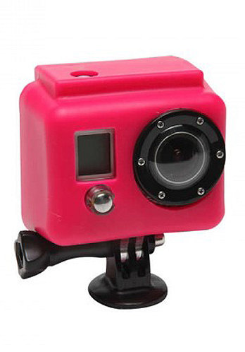 Silicon Cover GoPro pink