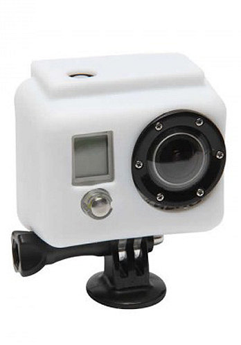Silicon Cover GoPro white