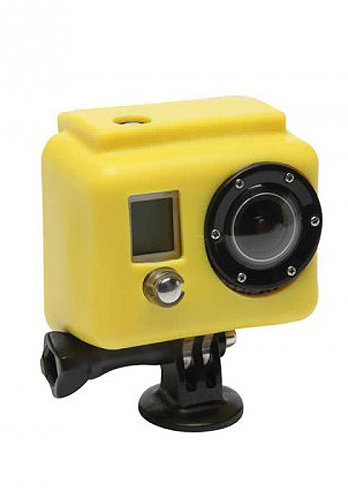 Silicon Cover GoPro yellow
