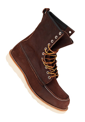 Classic Work Moc Toe Irish Setter Boot java muleskinner