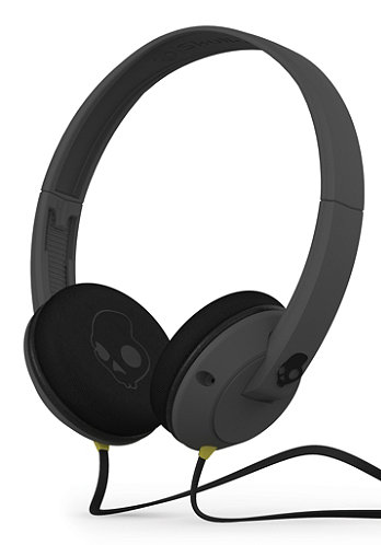 Uprock Headphones carbon grey