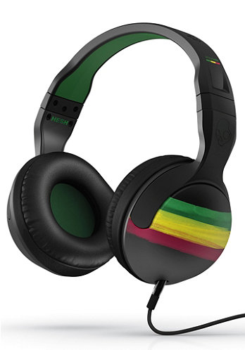 Hesh 2.0 Headphones rasta