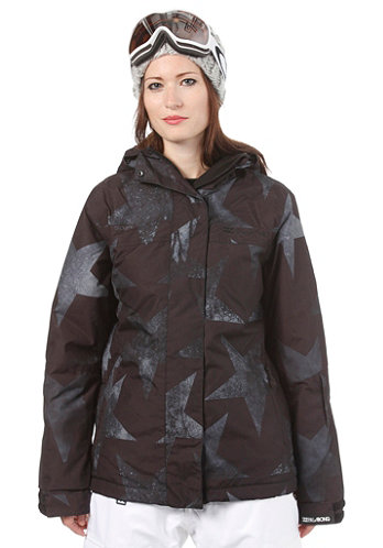 Womens Jelly Jacket 2013 ash
