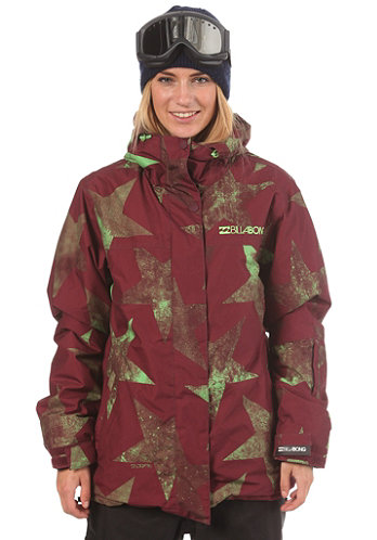 Womens Jelly Jacket 2013 kiwi