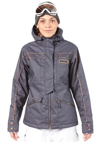 Womens Awesome Jacket 2013 dark blue