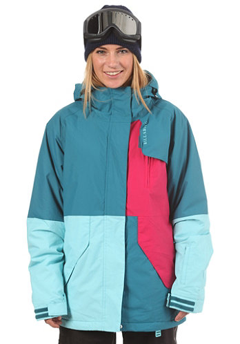 Womens Optical Jacket 2013 deep ocean