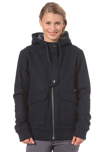Womens Kong Jacket navy