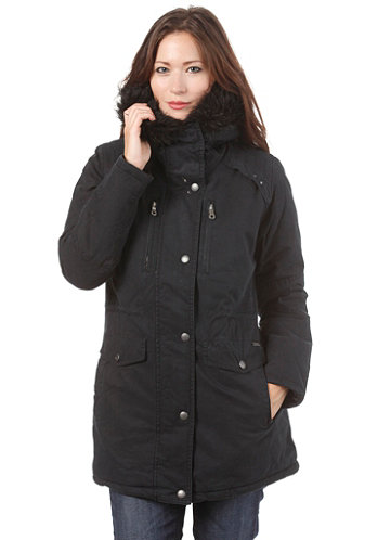 Womens London Calling Jacket true black