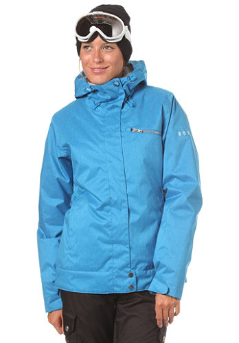 Womens Prairie JK Jacket aster blue