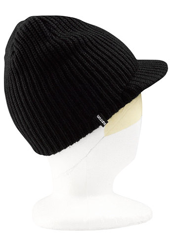 KIDS/ Boys Ledge Beanie true black