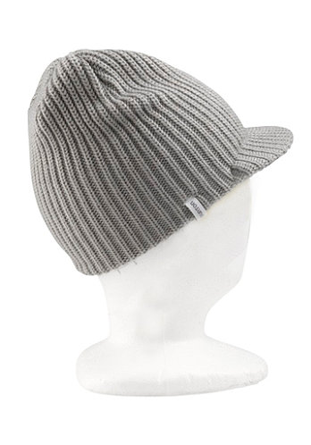 KIDS/ Boys Ledge Beanie iron gray