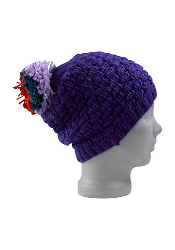 Womens Call You Tomorrow Beanie moonraker