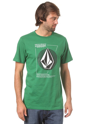 Angler S S T Shirt 2013 green
