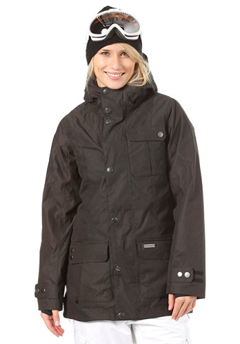 Womens Easel Jacket blacktop