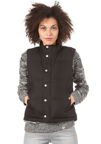 Womens Community Vest black