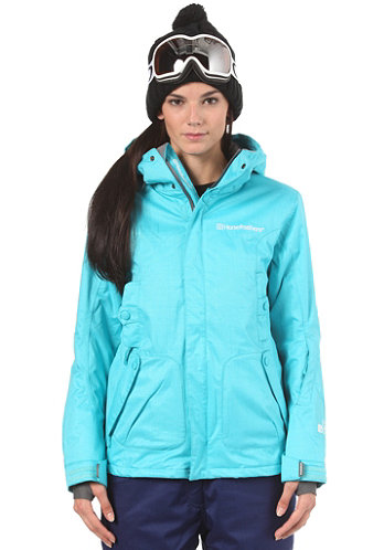 Womens Nair Insulated Jacket blue cloud