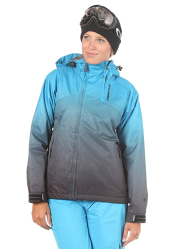 Womens Saiph Insulated Jacket blue dip