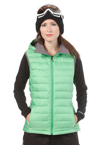 Womens AK Squall Vest 2013 snooker