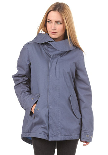 Womens Off The Coast Jacket blue indigo