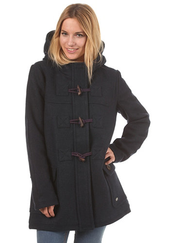 Womens Out Of Time Jacket navy