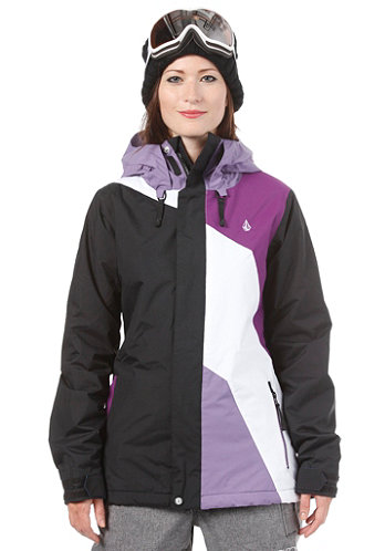 Womens Clove Insulated Jacket 2013 black