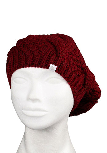 Carmela Beanie biking red