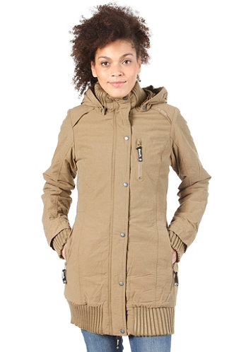Womens Razzer C Jacket lead grey
