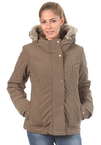 Womens Raslo Jacket canteen