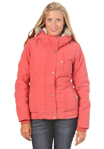 Womens Raslo Jacket mineral red