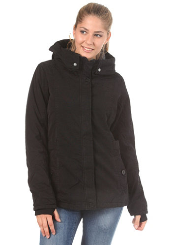 Womens Ammunition Jacket black