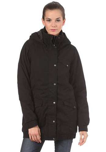 Womens Pea Pod Jacket black
