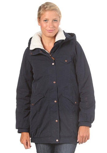 Womens Pea Pod Jacket total eclipse